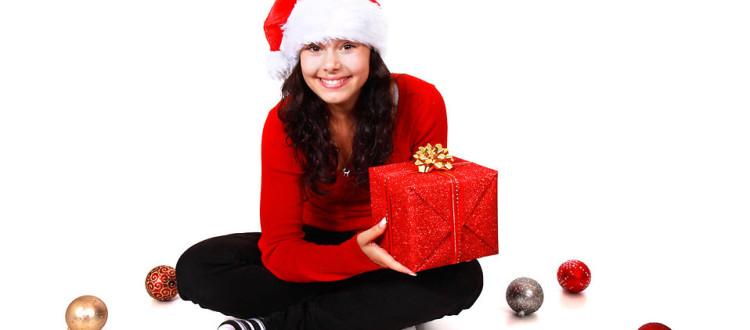 Anglo-American Christmas gift