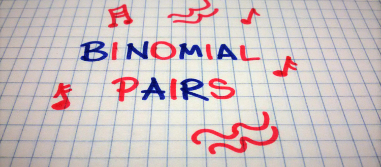 binomial pairs