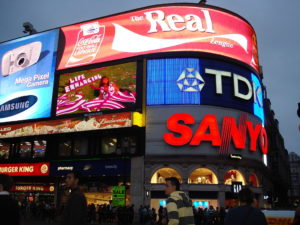 piccadilly-vacanza studio-londra